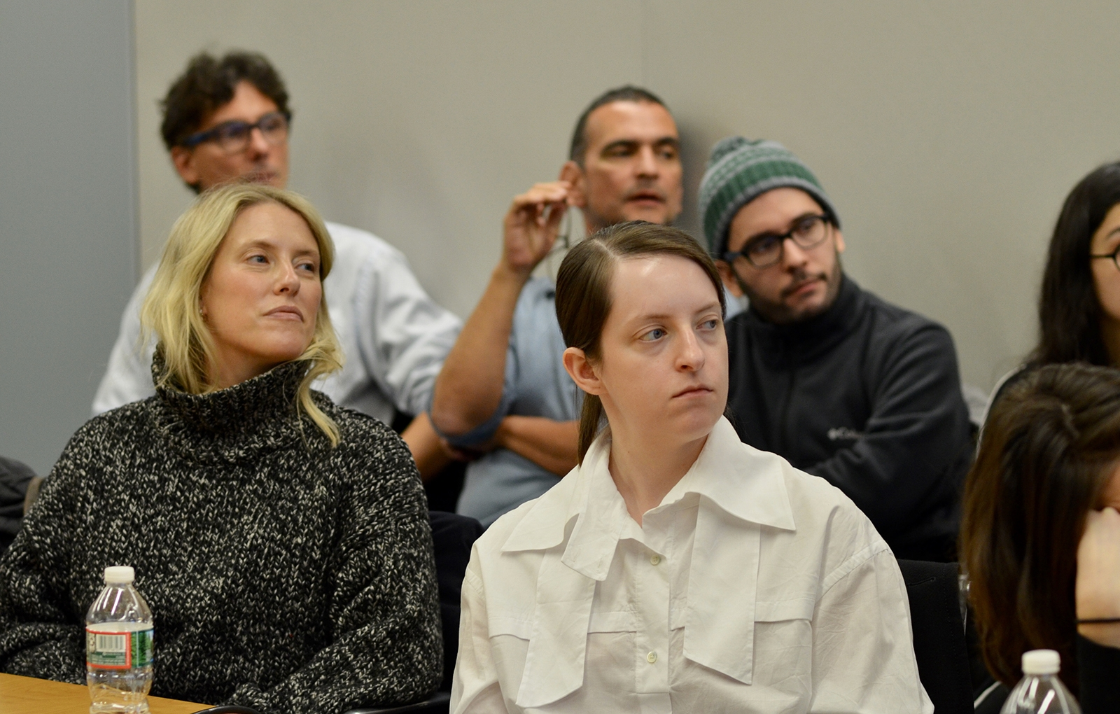 The BrazilLAB audience.
